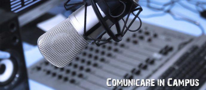 comunicare in campus