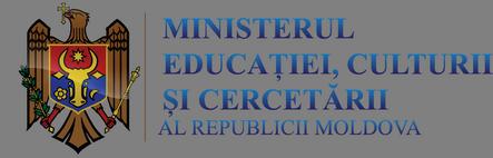 Ministerului Educatiei Culturii si Cercetarii