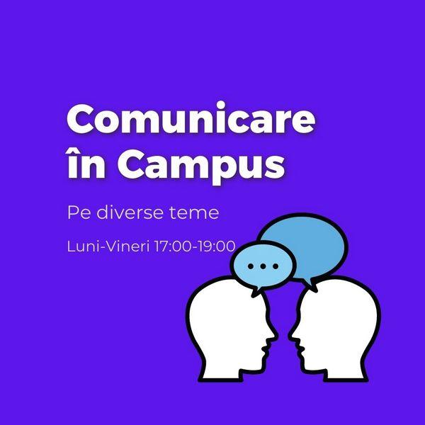 Comunicare in campus podcast