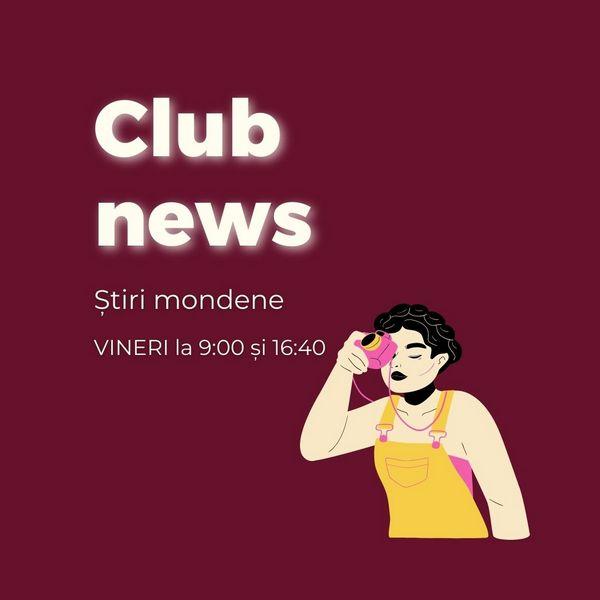 club news podcast