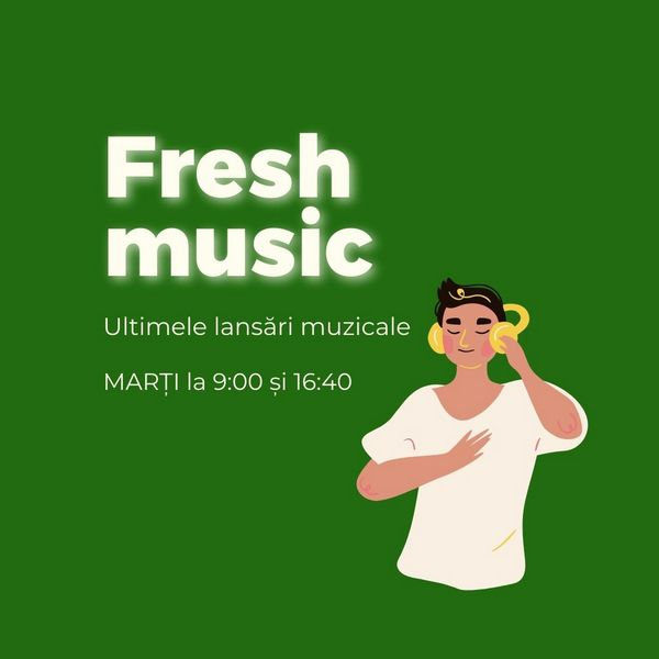 fresh music podcast
