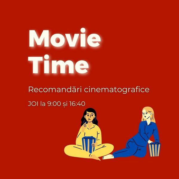 movie time, podcast